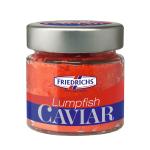 FRLC100 Friedrichs Red Lumpfish Caviar – 100g-min